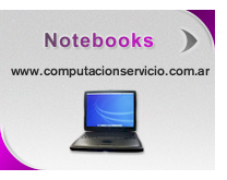 Servicio de Notebooks y Netbooks en Capital Federal